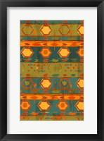 Framed Southwest Design III