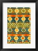 Framed Southwest Design II