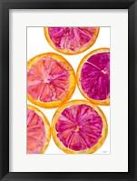 Framed Fruit Punch I