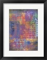 Framed Texture - ABC