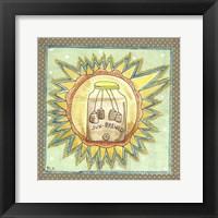 Framed Sun Brewed