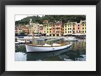 Framed Portofino 1A