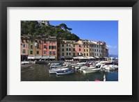 Framed Portofino 2A