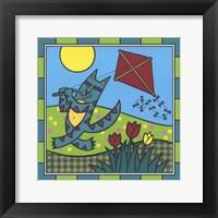 Framed Max Cat Kite 1