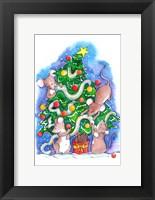 Framed Oh Christmouse Tree!