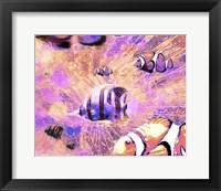 Framed Undersea LVI