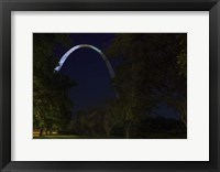 Framed Arch In The Park