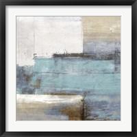 Framed Oceanside I