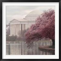 Framed Pillars of Freedom