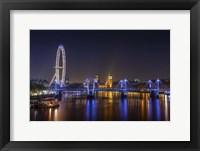Framed Thames I