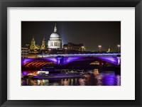 Framed Thames II