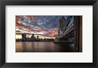 Framed Tower Bridge 1