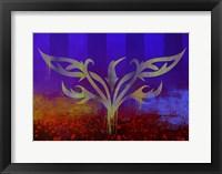 Framed Glory Bird