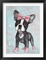 Framed Sweet Frenchie