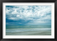 Framed Morning at the Beach