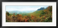 Framed Whiteside Overlook
