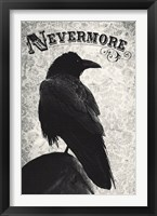 Framed Nevermore