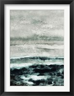 Framed Abstract Waterscape