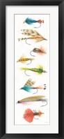 Framed Gone Fishin X