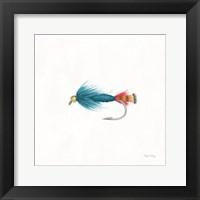 Framed Gone Fishin IX