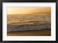 Framed Golden Shores
