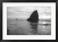 Framed Rodeo Beach