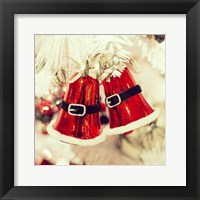 Framed Bell Ornament