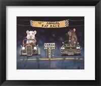 Framed Rat Race 1