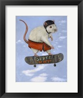 Framed Skate Rat Pro