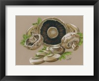 Framed Mushrooms
