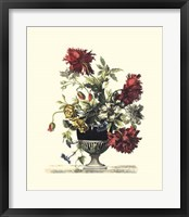 Framed Flowers for June II