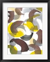 Parenthesis II Framed Print