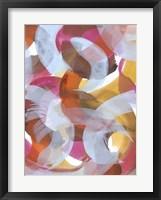 Sherbert I Framed Print