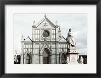 Framed Monumental View II