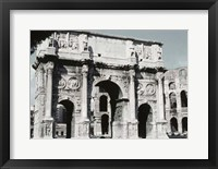 Framed Monumental View III