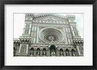 Framed Monumental View IV