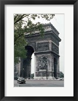 Framed Monumental View V