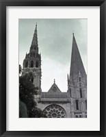 Framed Monumental View VI