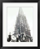 Framed Monumental View VII