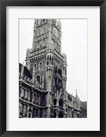 Framed Monumental View VIII