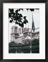Framed Monumental View X