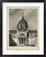 Framed Eglise de Sorbonne