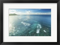 Framed Waikiki Morning Sets