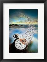 Framed Vanishing Time