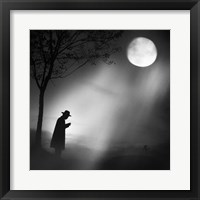 Framed By the Moon Light