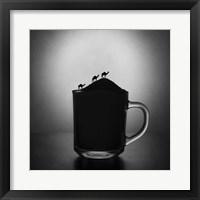 Framed Cup of Sugar