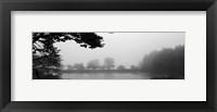 Framed Across The Lake 1