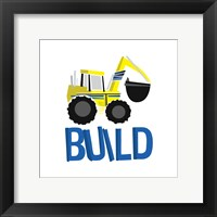 Framed Yellow Build