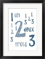 Framed French Count