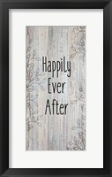 Framed Happily Ever After C